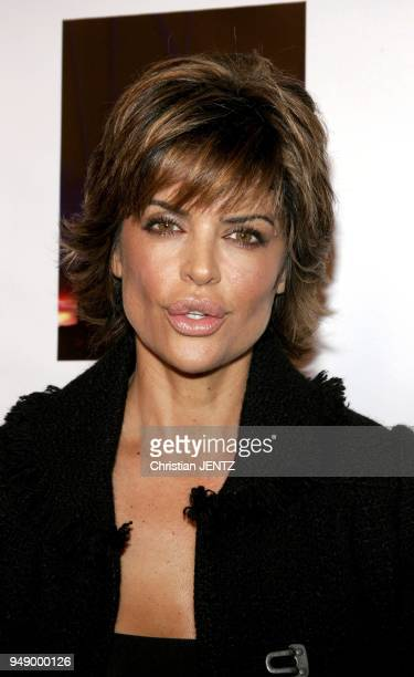 November 10 2005 Beverly Hills Lisa Rinna at the Celebrity Screening of Twentieth Century Fox 'Walk The Line' at the Academy of Motion Picture Arts...
