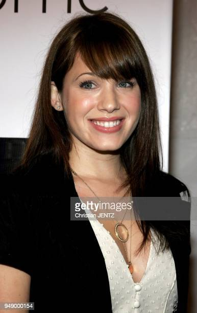 November 10 2005 Beverly Hills Marla Sokoloff at the Celebrity Screening of Twentieth Century Fox 'Walk The Line' at the Academy of Motion Picture...