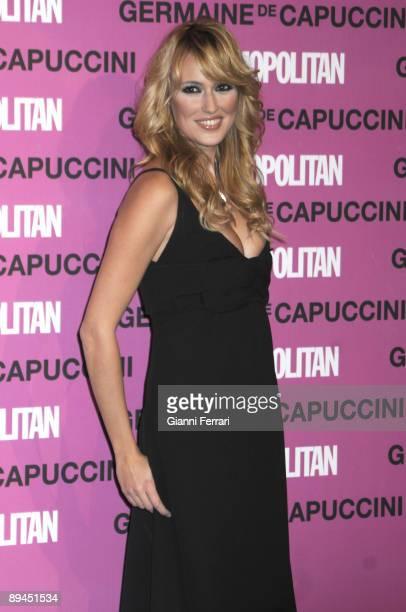 November 10 2008 Madrid Spain Cosmopolitan Prizes 2008 In the image Carolina Cerezuela actress