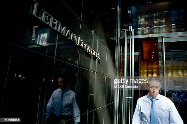 NEW YORK November 15 2008 failing to find a buyer the American investment bank Lehman Brothers announced its bankruptcy The information has raised...