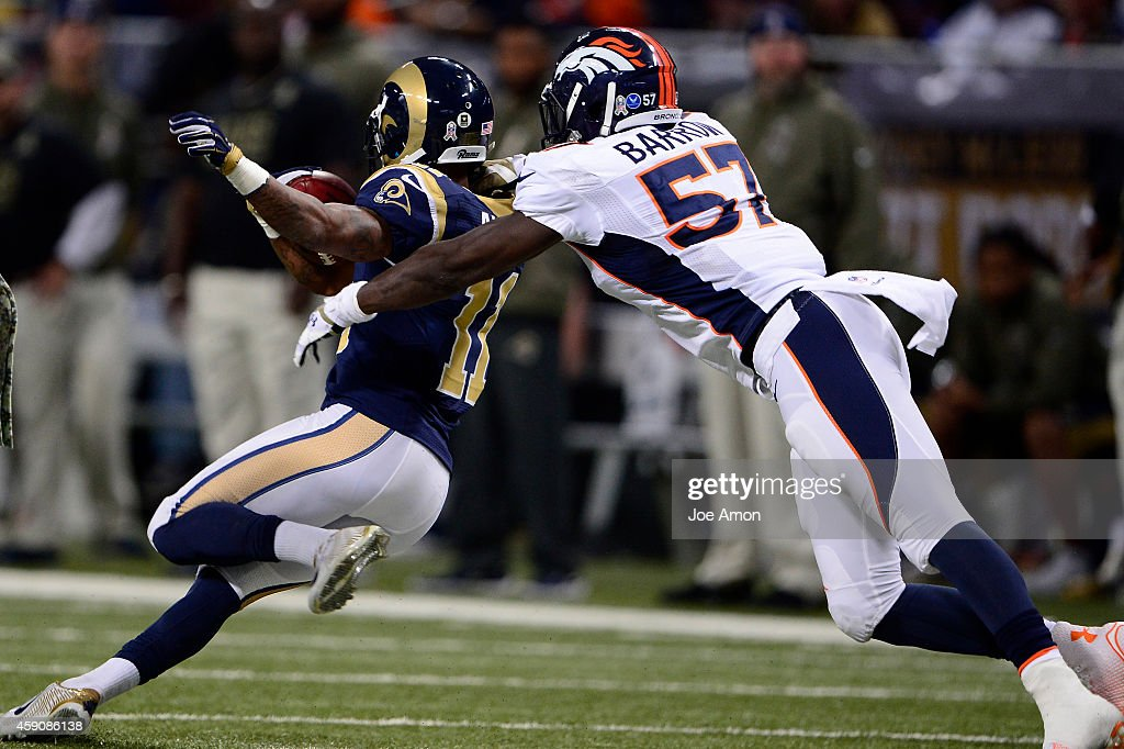 Denver Broncos v St Louis Rams