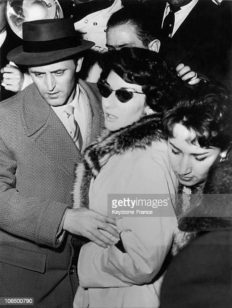 November 16Th 1959 Brescia Maria Callas Divorce From Giovanni Battista Meneghini