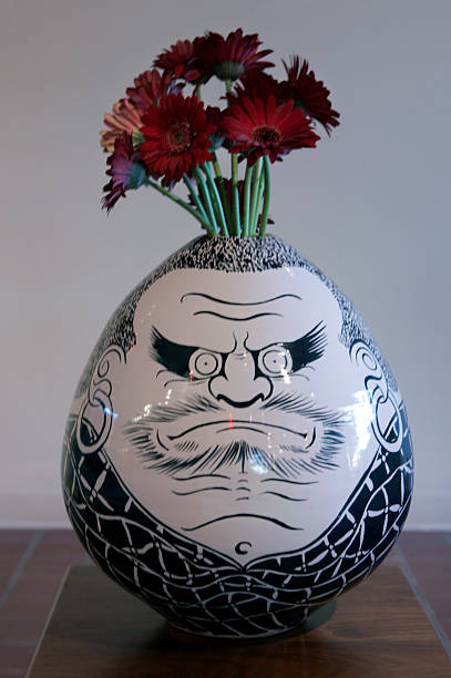 November 17 2006 A Flower Vase Designed By Katie Hurley And Rex