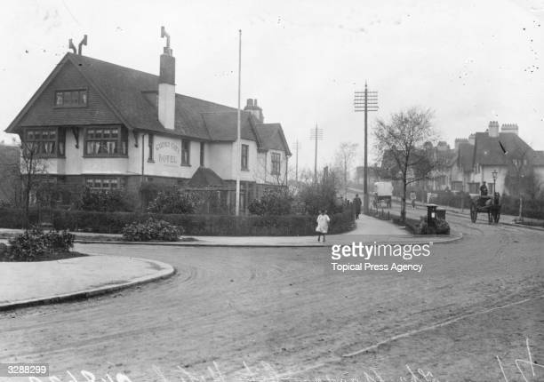 The Garden City Hotel in Letchworth Hertfordshire