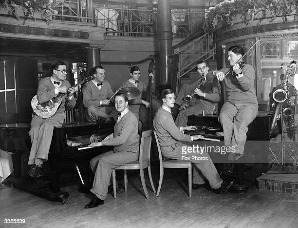 The Night Watchman Band at the Cafe de Paris