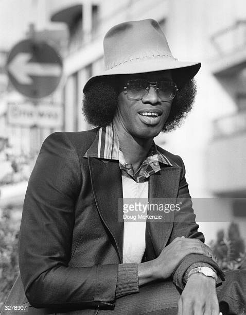 Influential rock 'n' roll blues funk and RB guitarist Johnny 'Guitar' Watson a pioneer in the use of reverberation and distortion and the mixing of...