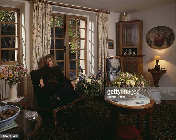 November 1987 during the play 'Crimes of the Heart' to play at the Theatre Potiniere the actress Elisabeth Depardieu in his house at Bougival She...