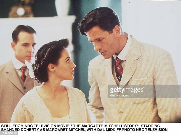 November 1994Still From Nbc Television Movie 'The Margaret Mitchell Story'Starring Shannen Doherty And Dal Midkiff