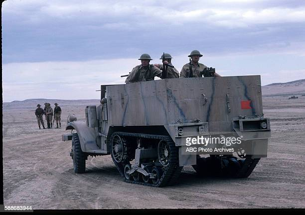 """November 2 - December 1, 1942"" - North Africa Campaign - Airdate: November 20, 1988. TROOPS IN DESERT"