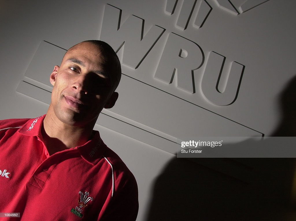 Anthony Sullivan of Wales, at the Welsh Rugby Union Indoor training centre, at Cardiff, Wales.. +Digital Image+. Mandatory Credit: Stu Forster/ALLSPORT