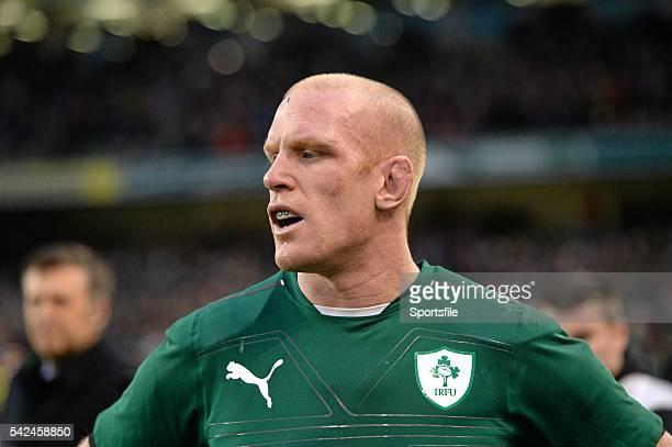 November 2013; Paul O'Connell, Ireland, following his side's defeat. Guinness Series International, Ireland v New Zealand, Aviva Stadium, Lansdowne...