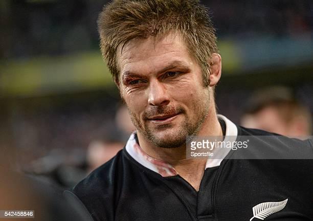 November 2013; Richie McCaw, New Zealand. Guinness Series International, Ireland v New Zealand, Aviva Stadium, Lansdowne Road, Dublin. Picture...