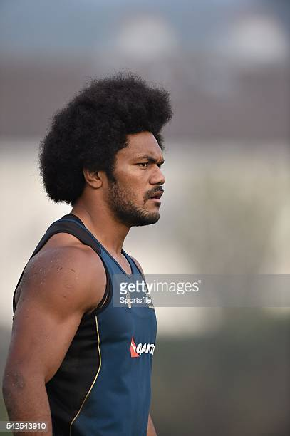 20 November 2014 Australia's Henry Speight during squad training ahead of their side's Guinness Series match against Ireland on Saturday Australia...
