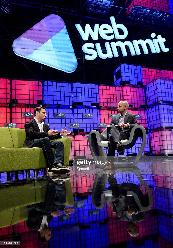 2014 Web Summit Day 1 - Centre Stage Pictures   Getty Images