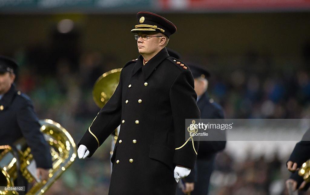 Ireland v Australia - Guinness Series : News Photo