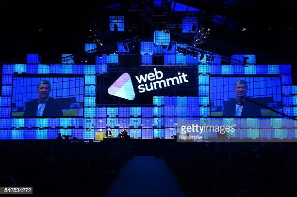 November 2014; Darren Huston, CEO, Priceline Group, in Conversation with Michael Kassan, Chairman & CEO, MediaLink, on the centre stage during Day 3...