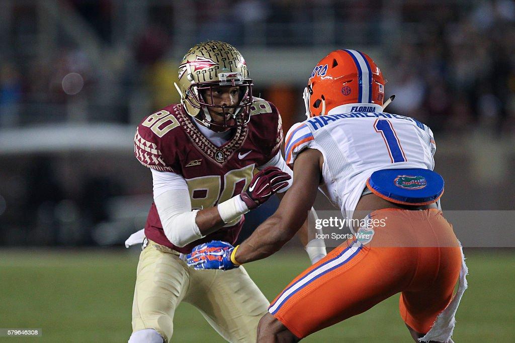 NCAA FOOTBALL: NOV 29 Florida at Florida State : News Photo