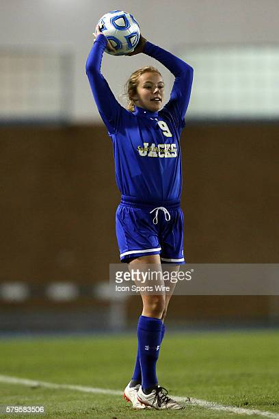 South Dakota State's Ashley Adams The University of North Carolina Tar Heels hosted the South Dakota State University Jackrabbits at Fetzer Field in...