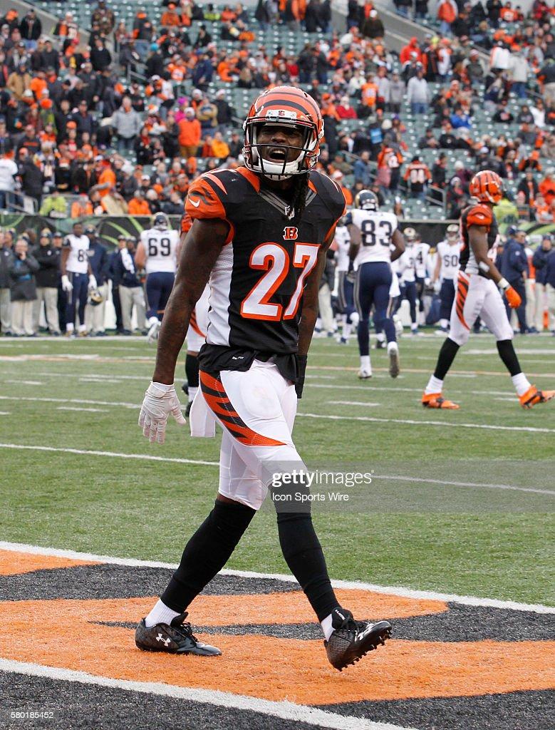 NFL NOV 29 Rams at Bengals