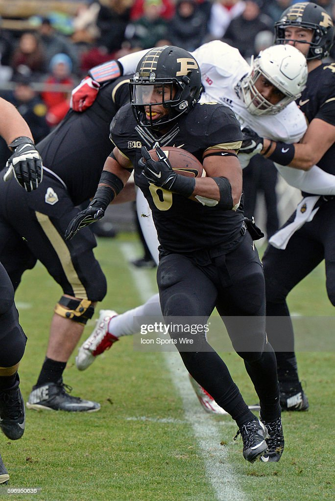 NCAA FOOTBALL: NOV 28 Indiana at Purdue : News Photo