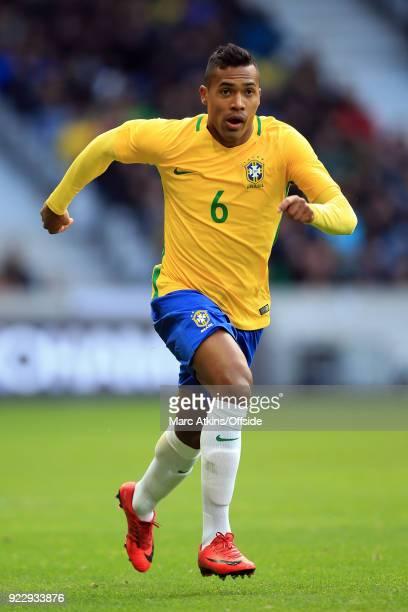 10 November 2017 International Friendly Japan v Brazil Alex Sandro of Brazil