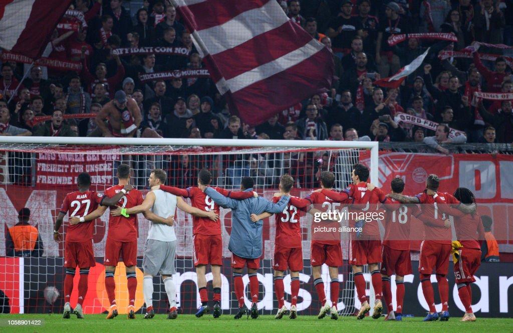 Bayern Munich - AEK Athens : News Photo