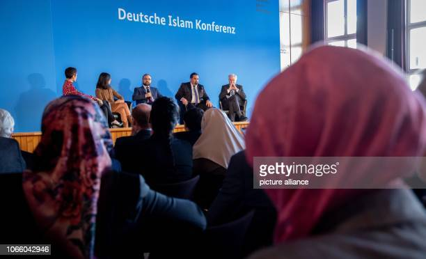 Serap Güler State Secretary for Integration in the Ministry of Children Family Refugees and Integration Bülent Ucar GermanTurkish Islamic scholar and...
