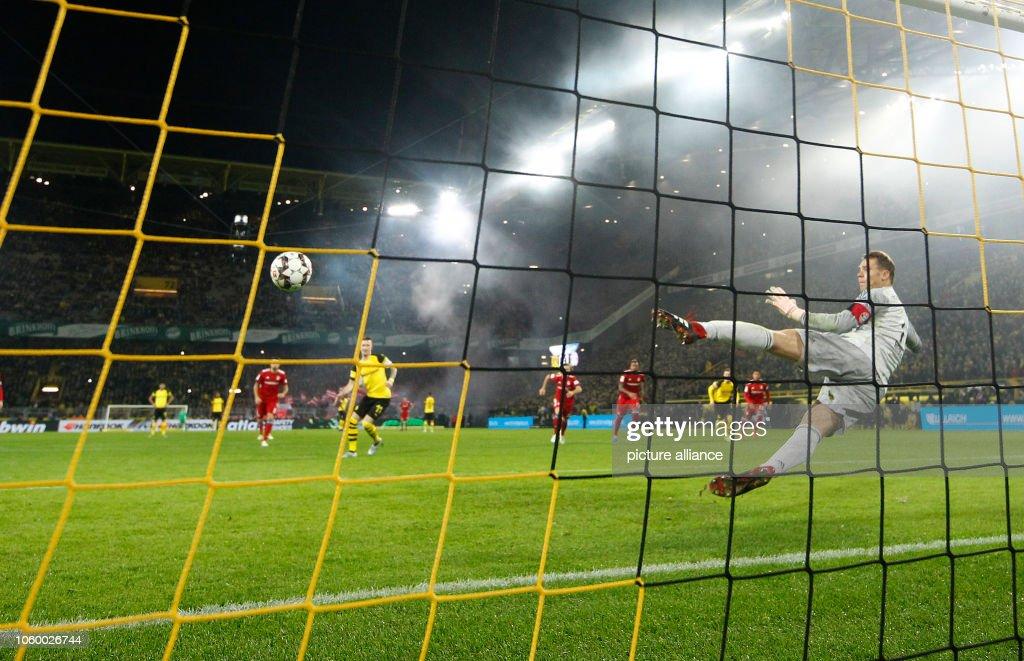Borussia Dortmund - Bavaria Munich : News Photo