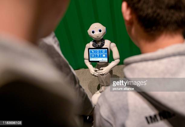 Robot Portret Dating Site