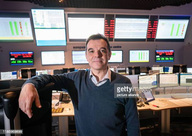 Andrea Accommazzo flight director of the European Space Agency's ESA Solar Orbiter mission is based at ESA's ESOC control centre The flight of the...
