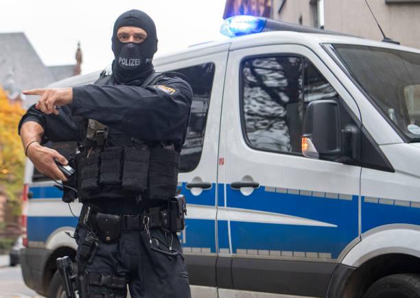 DEU: Terror Suspect Before Magistrate