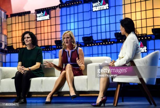 November 2019 Speakers from left Barbara Martin Coppola Chief Digital Officer IKEA Kristin Lemkau CMO JPMorgan Chase and Cheng Lei Anchor CGTN Europe...