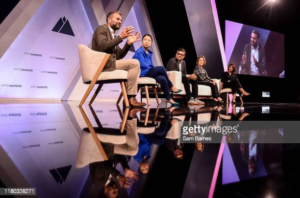 November 2019 Speakers from left Ilan Twig Cofounder CTO TripActions Winnie Lee Cofounder COO Appier Karthic Bala Chief Data Officer Condé Nast Lori...