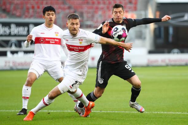 DEU: Bundesliga VfB Stuttgart - Bayern Munich