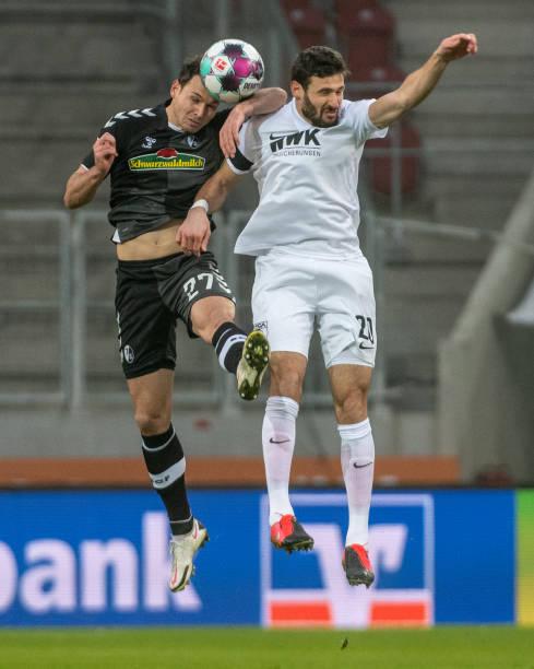 DEU: Bundesliga FC Augsburg - SC Freiburg