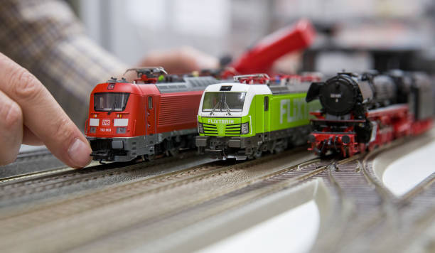 DEU: Model Railroads Are En Vogue During The Corona Crisis