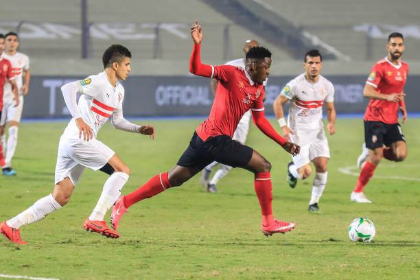 EGY: African Champions League Final Zamalek - Al Ahly