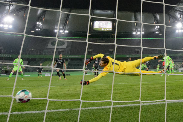 DEU: Bundesliga Vfl Wolfsburg - Werder Bremen