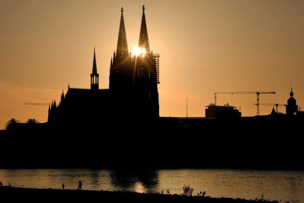 DEU: Sunset Over Germany