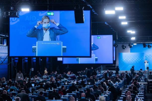 DEU: AfD Federal Party Conference