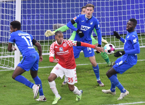 DEU: Bundesliga Mainz 05 - TSG Hoffenheim