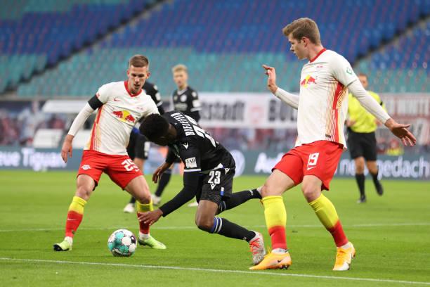 DEU: Bundesliga RB Leipzig - Arminia Bielefeld
