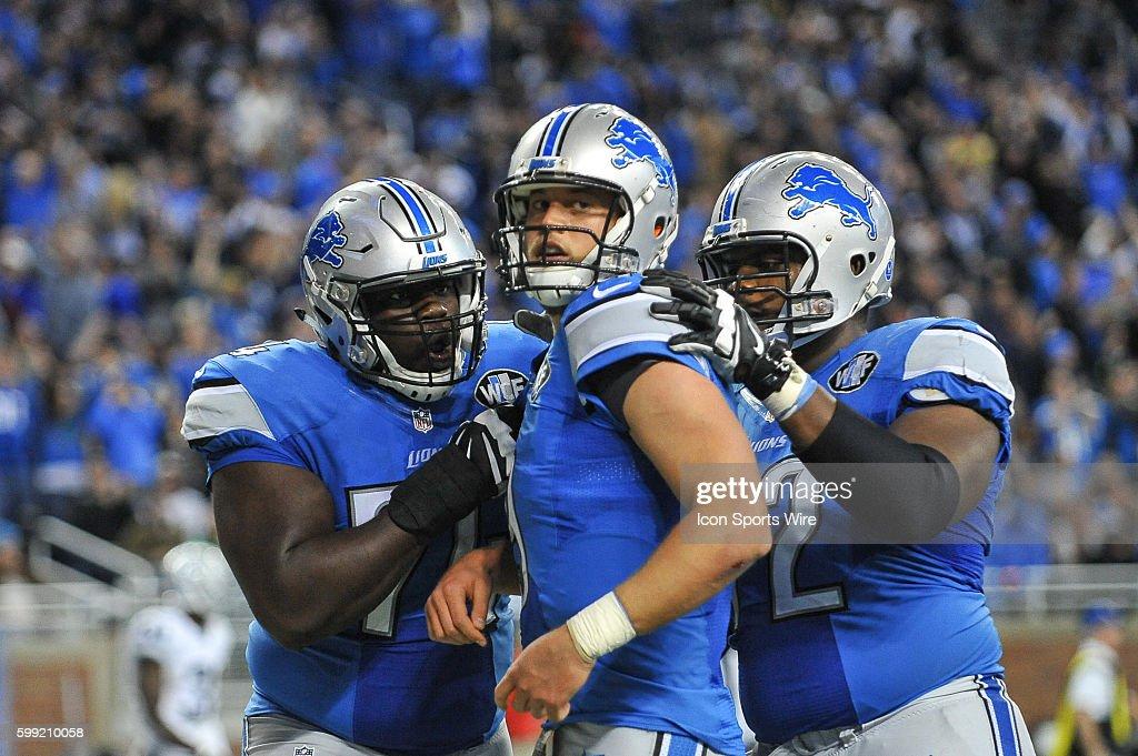 NFL: NOV 22 Raiders at Lions : News Photo
