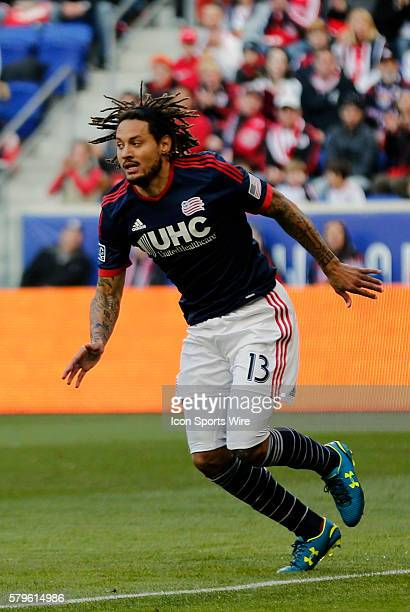 New England Revolution's Jermaine Jones The New England Revolution defeated the New York Red Bulls 21 in the first leg of the Eastern Conference...