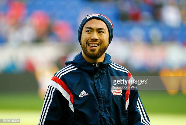New England Revolution's Lee Nguyen The New England Revolution defeated the New York Red Bulls 21 in the first leg of the Eastern Conference Finals...
