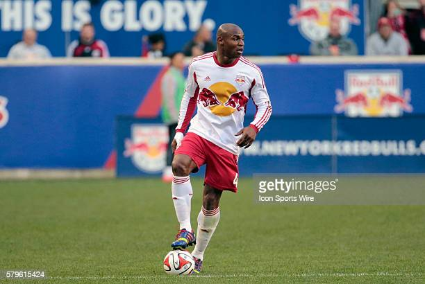 New York Red Bulls' Jamison Olave The New England Revolution defeated the New York Red Bulls 21 in the first leg of the Eastern Conference Finals at...