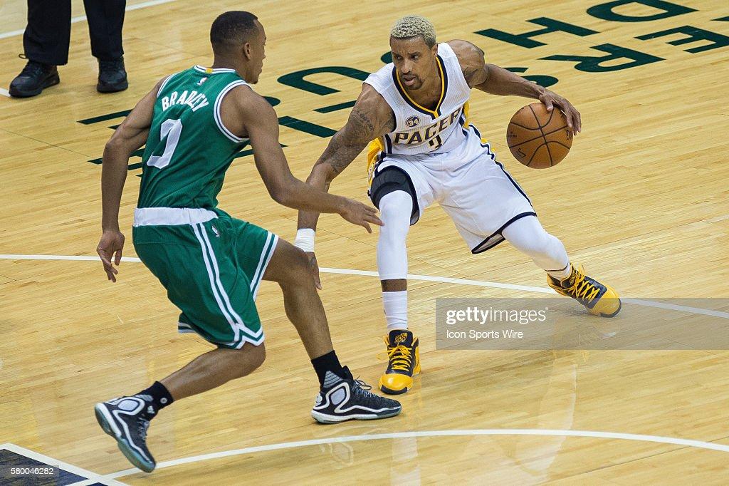 NBA: NOV 04 Celtics at Pacers : News Photo