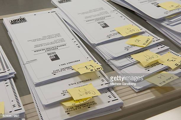 November 6 2012 RETURNED ABSENTEE BALLOTS ORGANIZED BY PRECINTS FOR ALL OF MIAMI DADE 310000 ABSENTEE BALLOTS WENT OUT IN MIAMI 21200 WERE RETURNED...