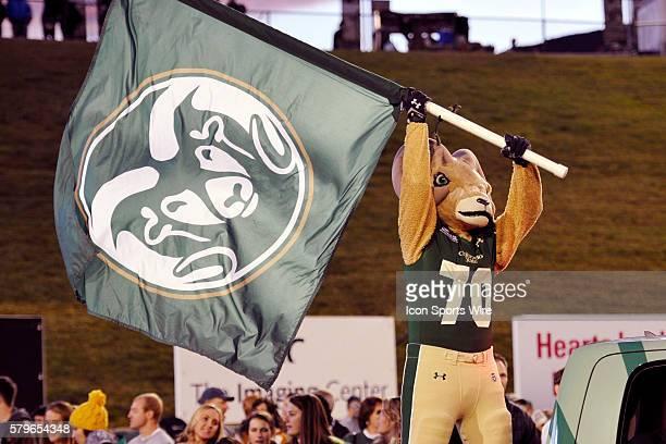 Colorado State's mascot