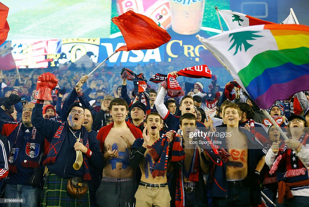 SOCCER: NOV 09 MLS - Eastern Conference Semifinal - Crew SC at Revolution : News Photo